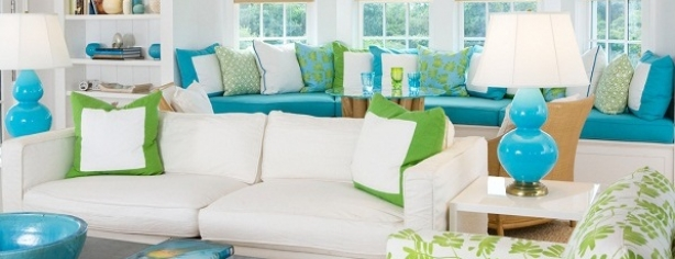 5 Interior Design Tips for Summer