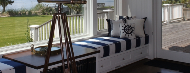 Interior Design Nautical Theme Living Room
