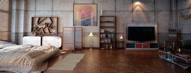 Interior Design Ideas For Industrial Lofts1